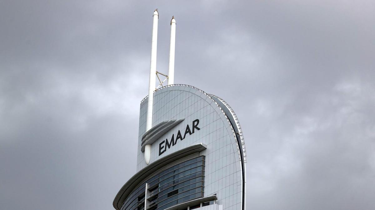 Emaar says it is evaluating financing options including asset sales.jpg