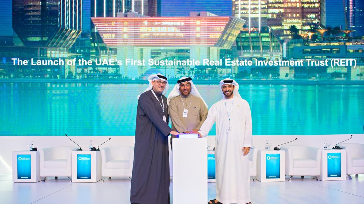 Masdar launches Dh1bn green real estate investment trust.jpg