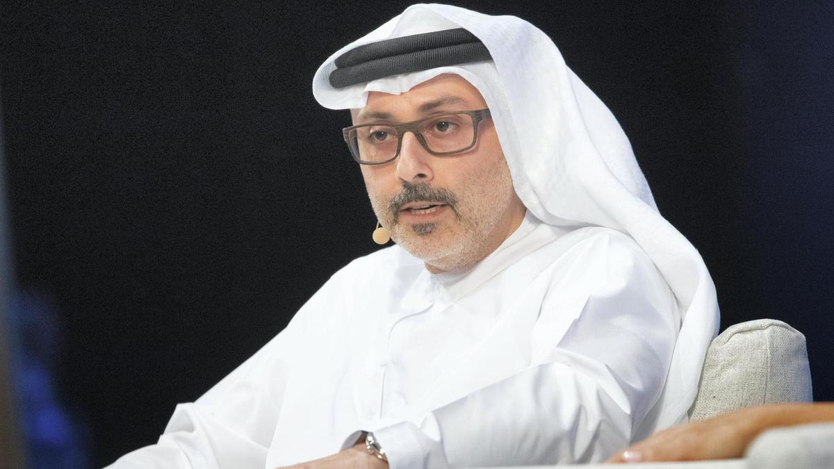 Mubadala's deputy group CEO to lead Arabtec as chairman.jpg
