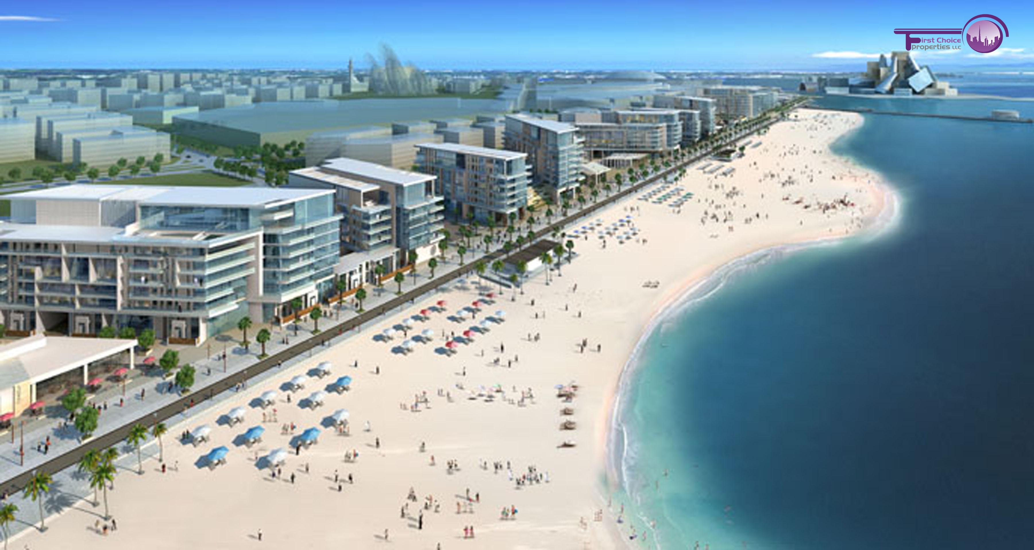 Studio - 1BR - 2BR - 3BR - 4BR Apartment  - Abu Dhabi - UAE - Saadiyat Island - Mamsha Al Saadiyat (17).jpg