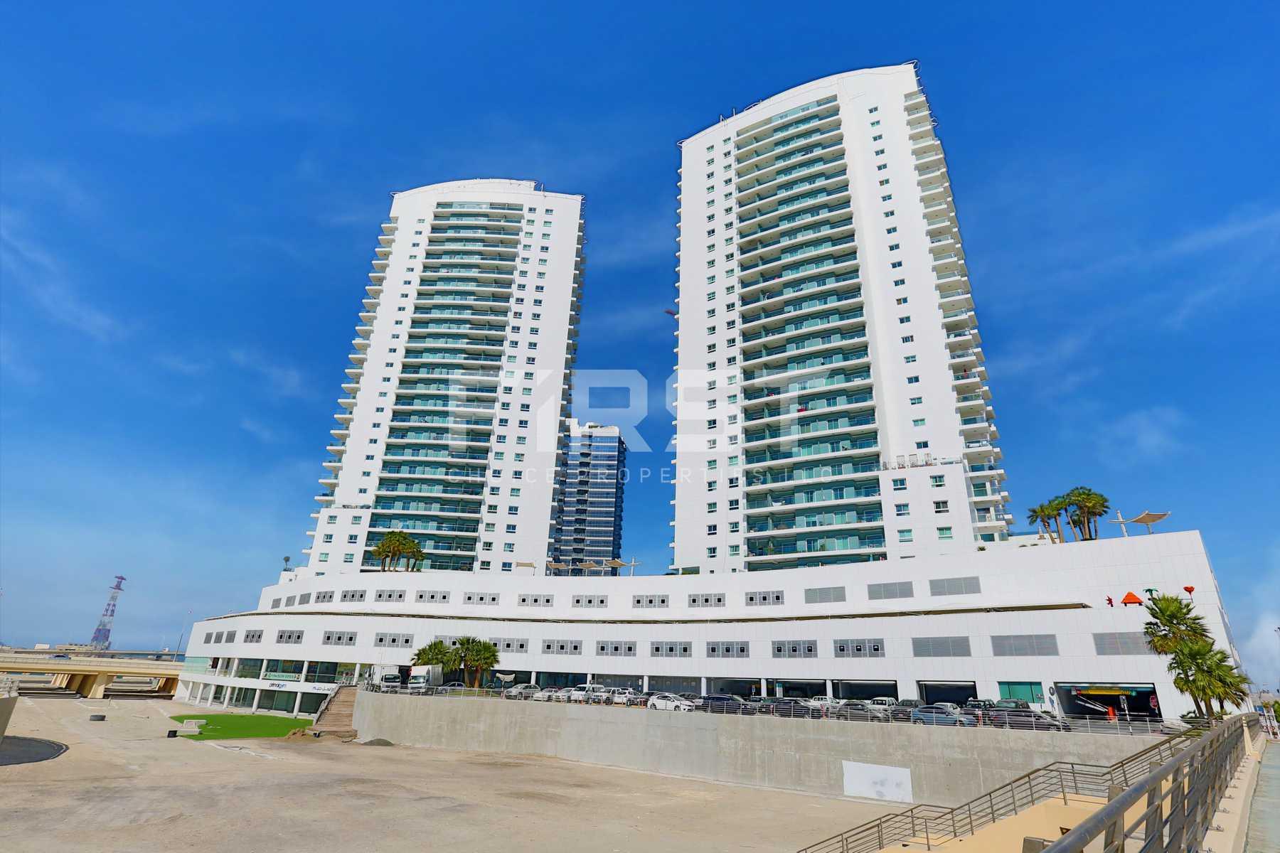 External Photo of Amaya Towers Shams Abu Dhabi Al Reem Island Abu Dhabi UAE (13).jpg
