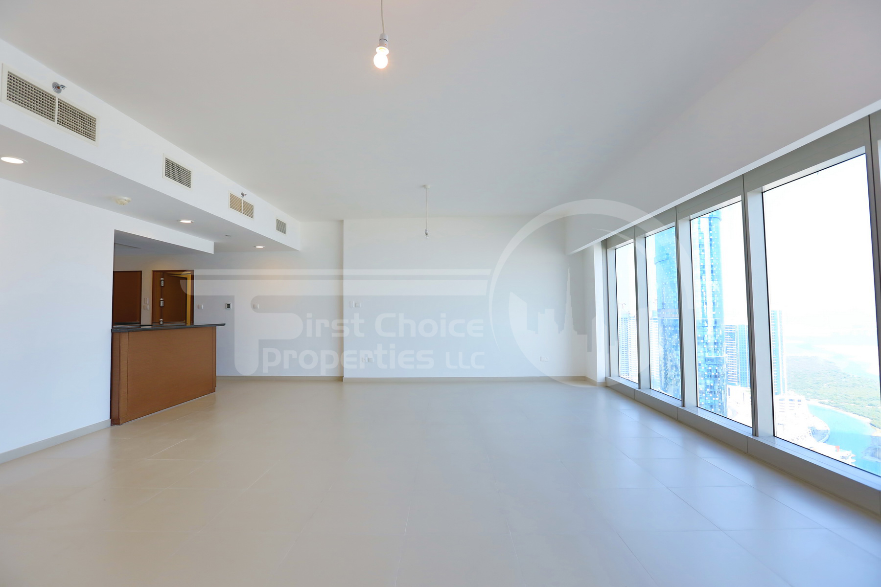 3 Bedroom Apartment - Abu Dhabi - UAE - Gate Tower - Al Reem Island (7).JPG