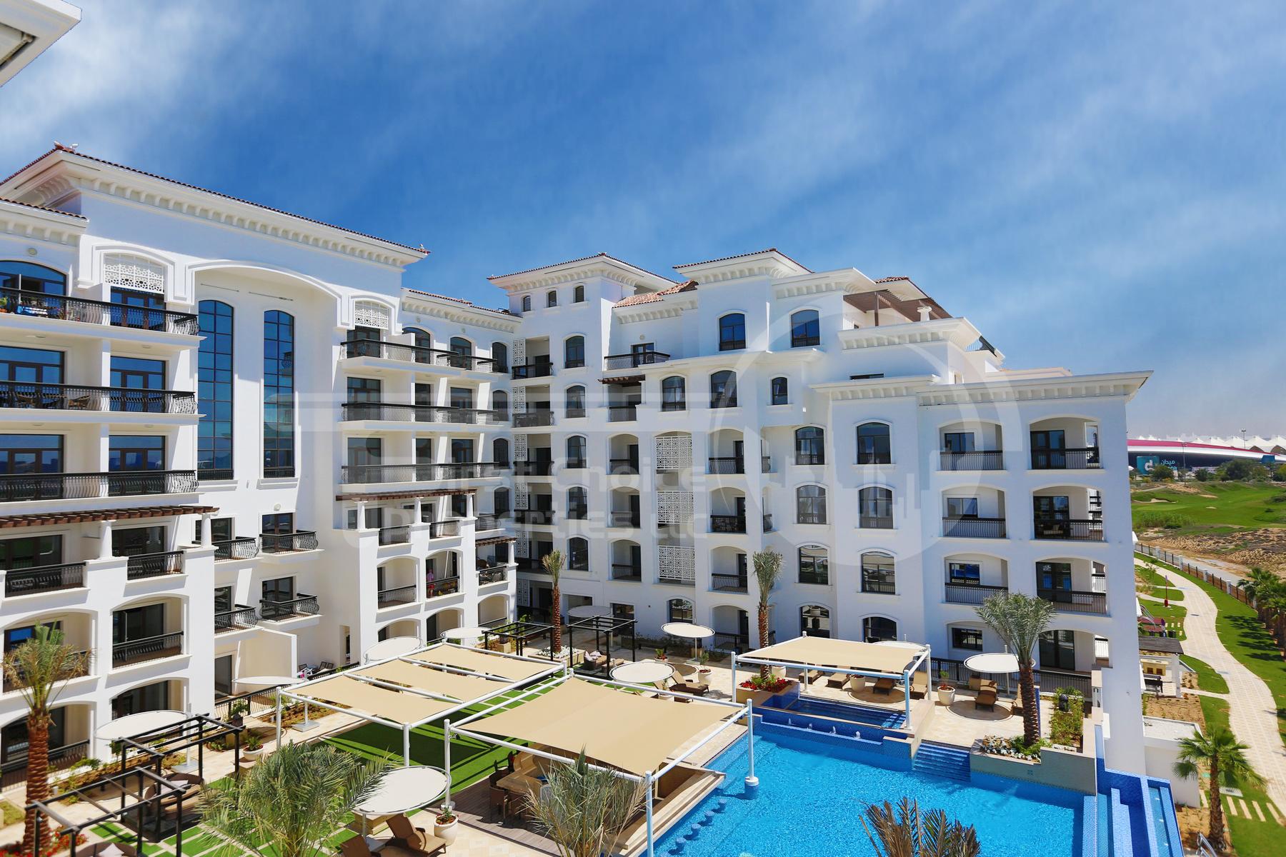 Studio - 1BR - 2BR - 3BR Apartment - UAE - Abu Dhabi - Yas Island - Ansam (7).JPG