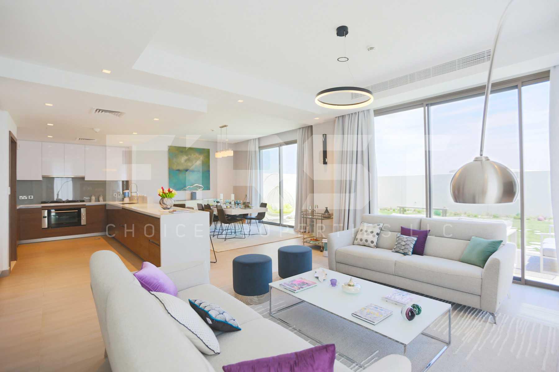 Internal Photo of 3 Bedroom Townhouse Type 3EA in Yas Acres Yas Island Abu Dhabi UAE (8).jpg