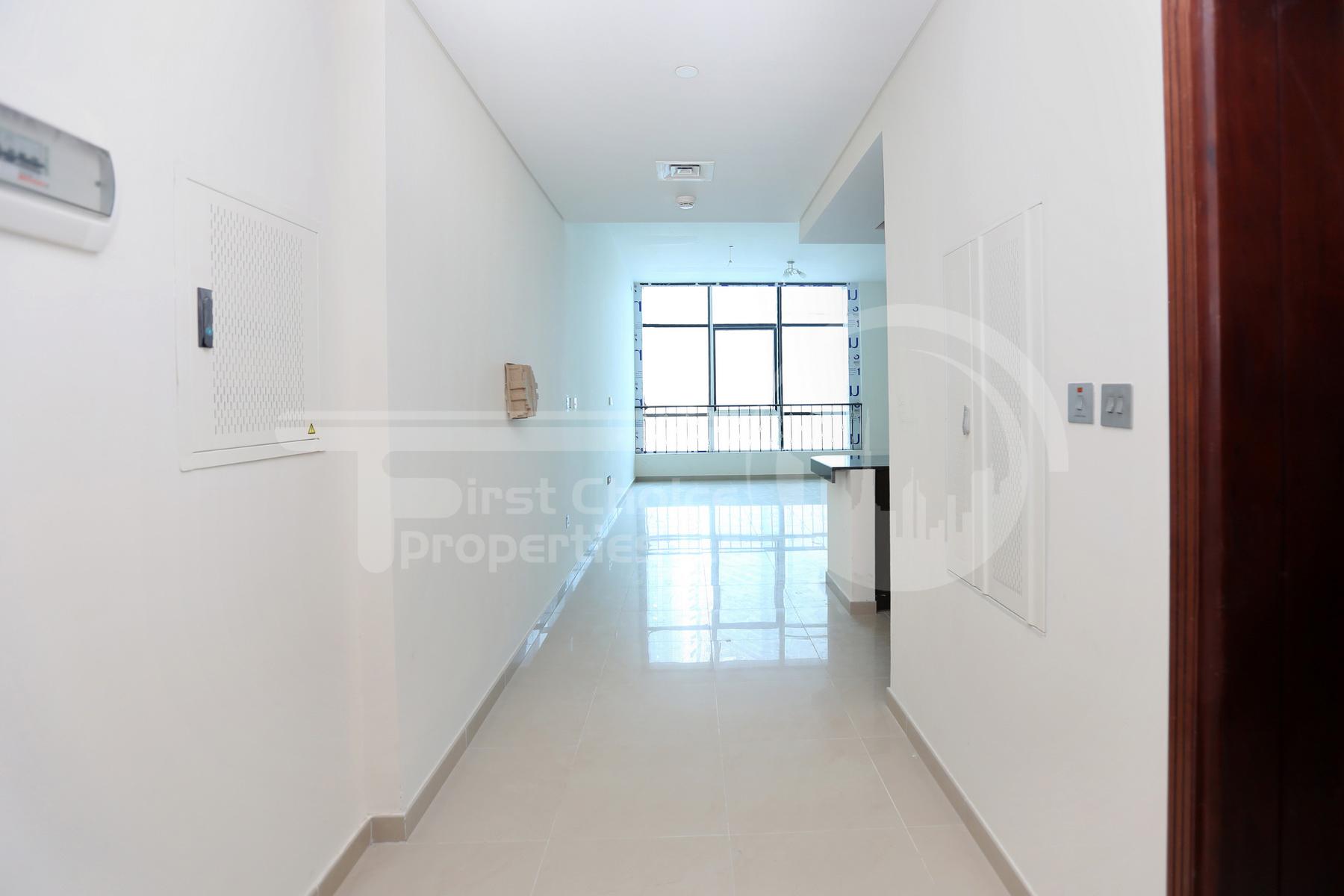 Studio Apartment - Abu Dhabi - UAE - Al Reem Island - Hydra Avenue (2).JPG