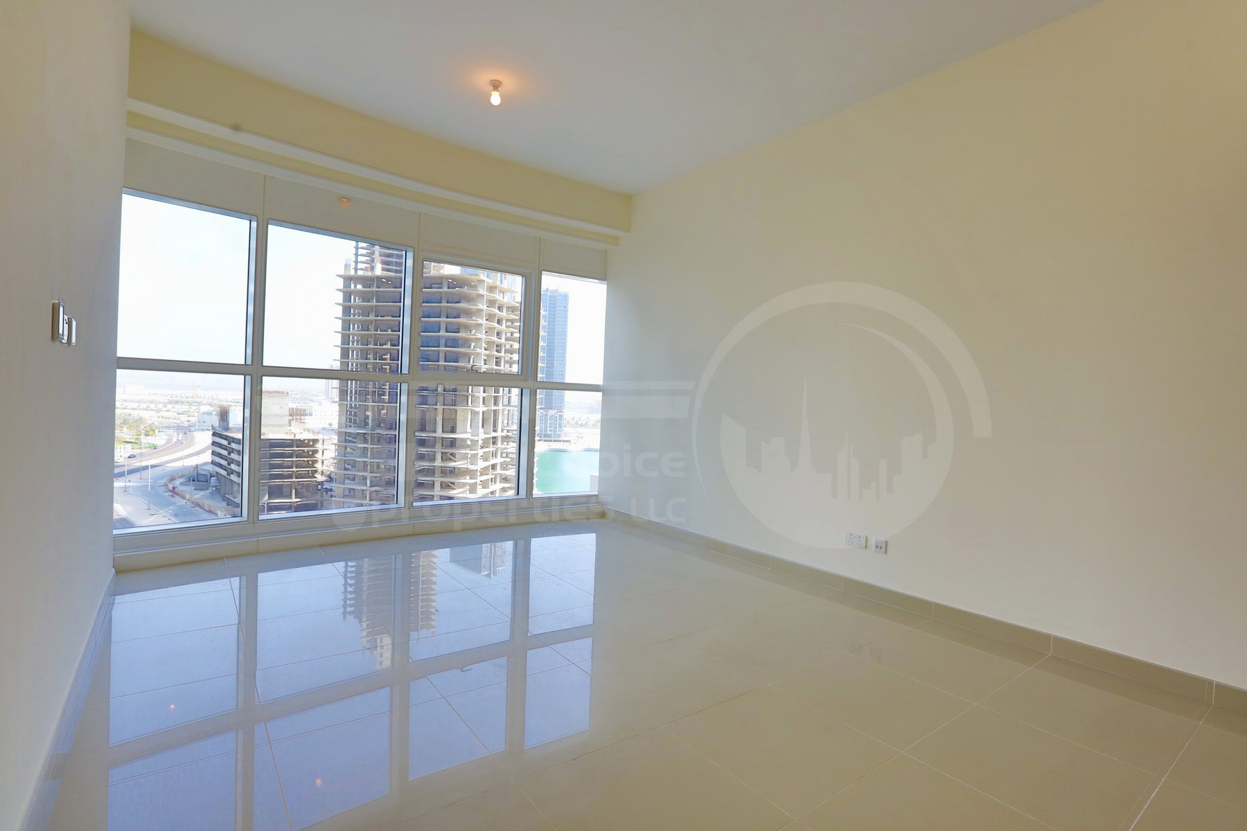 Studio Apartment - Abu Dhabi - UAE - Al Reem Island - City of Lights - C10 Building (7).JPG