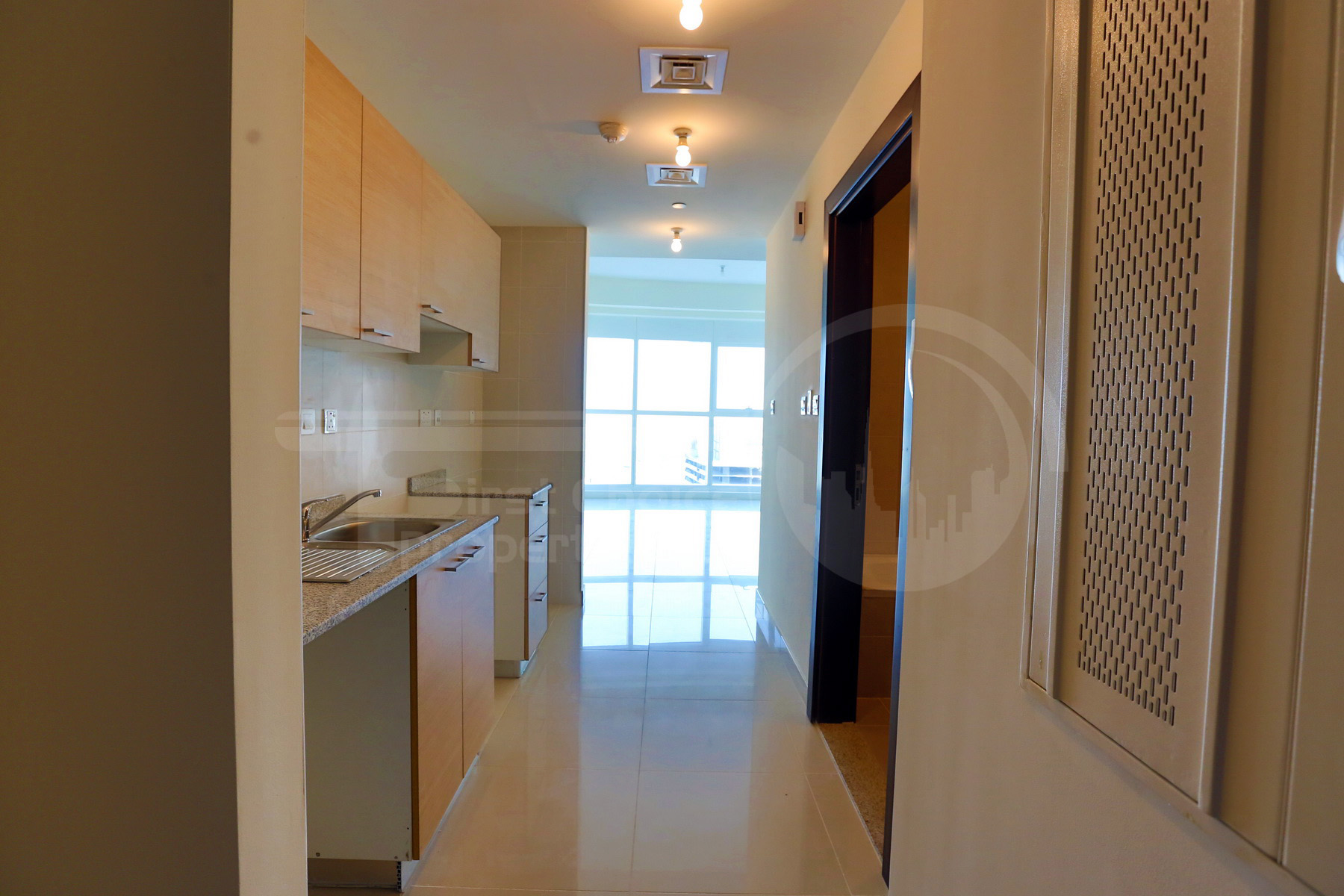 Studio Apartment - Abu Dhabi - UAE - Al Reem Island - City of Lights - C10 Building (11).JPG