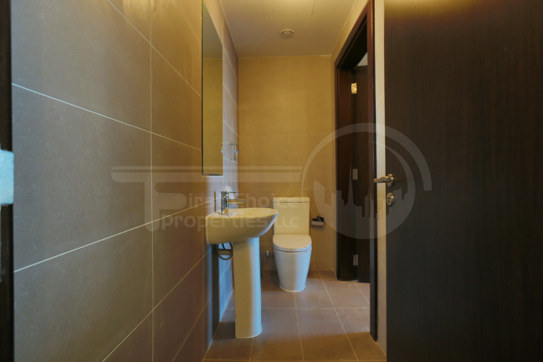 1BR Apartment - Abu Dhabi - UAE - Al Reem Island - City of Lights - C10 Building (2).JPG