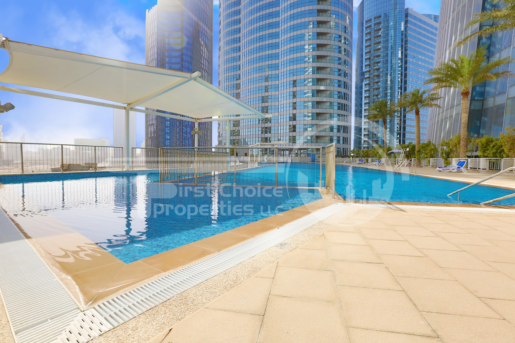Studio - 1BR - 2BR - 3BR Apartment - Abu Dhabi - UAE - Al Reem Island - City of Lights - C2 Building - C3 Building - Outside View (33).JPG