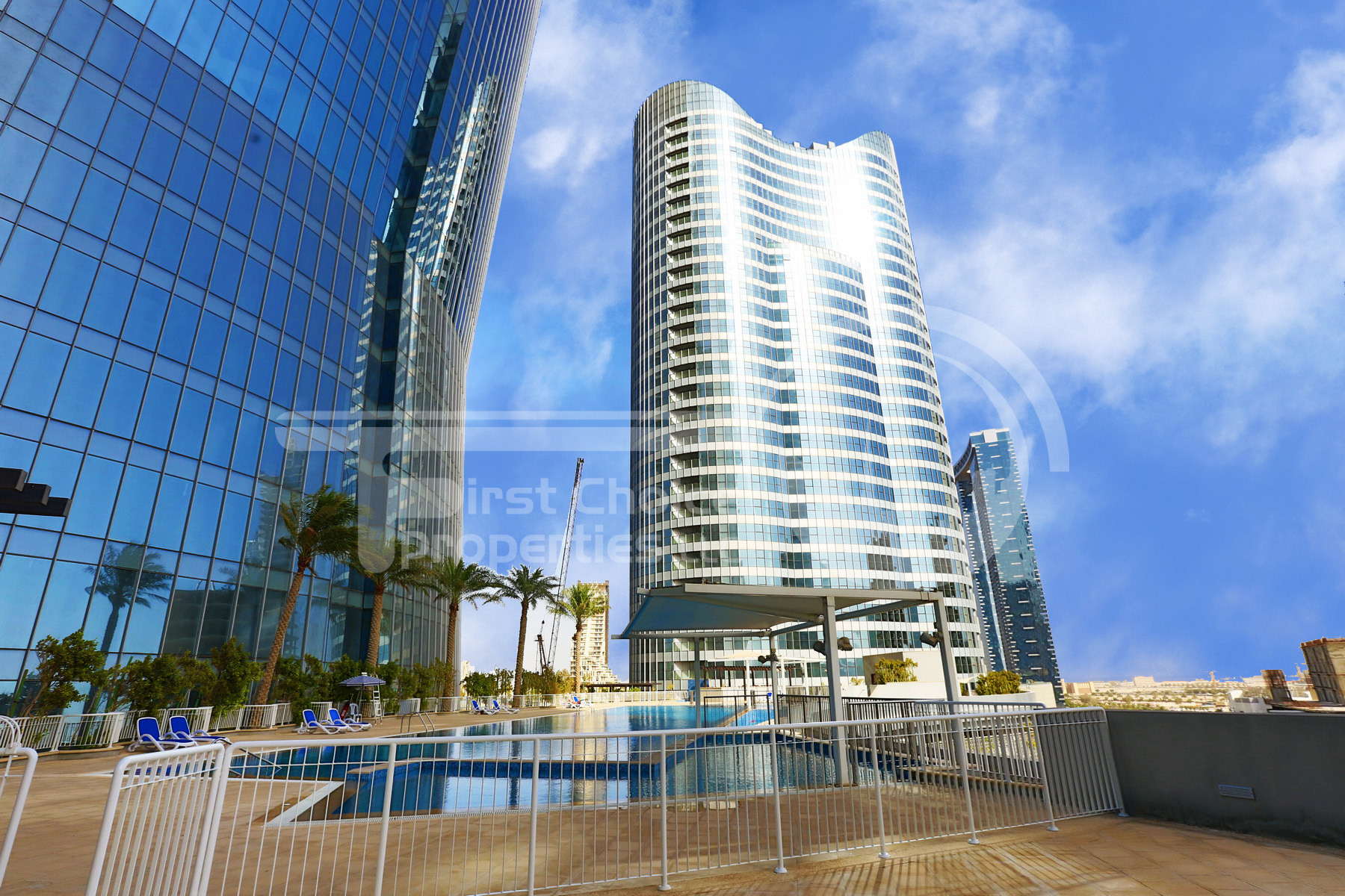 Studio - 1BR - 2BR - 3BR Apartment - Abu Dhabi - UAE - Al Reem Island - City of Lights - C2 Building - C3 Building - Outside View (14).JPG