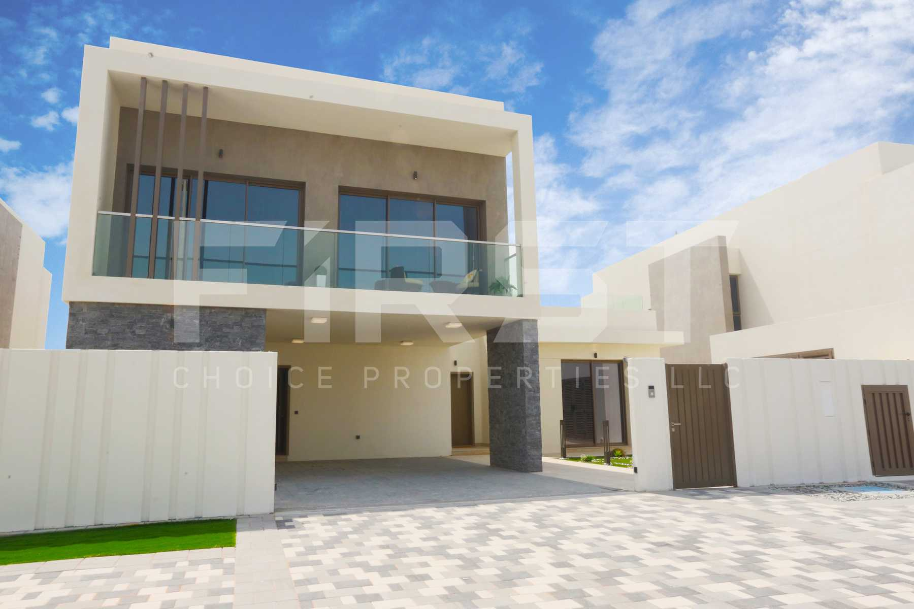 A. External Photo of 4 Bedroom Villa Type 4F in Yas Acres Yas Island Abu Dhabi UAE (1).jpg
