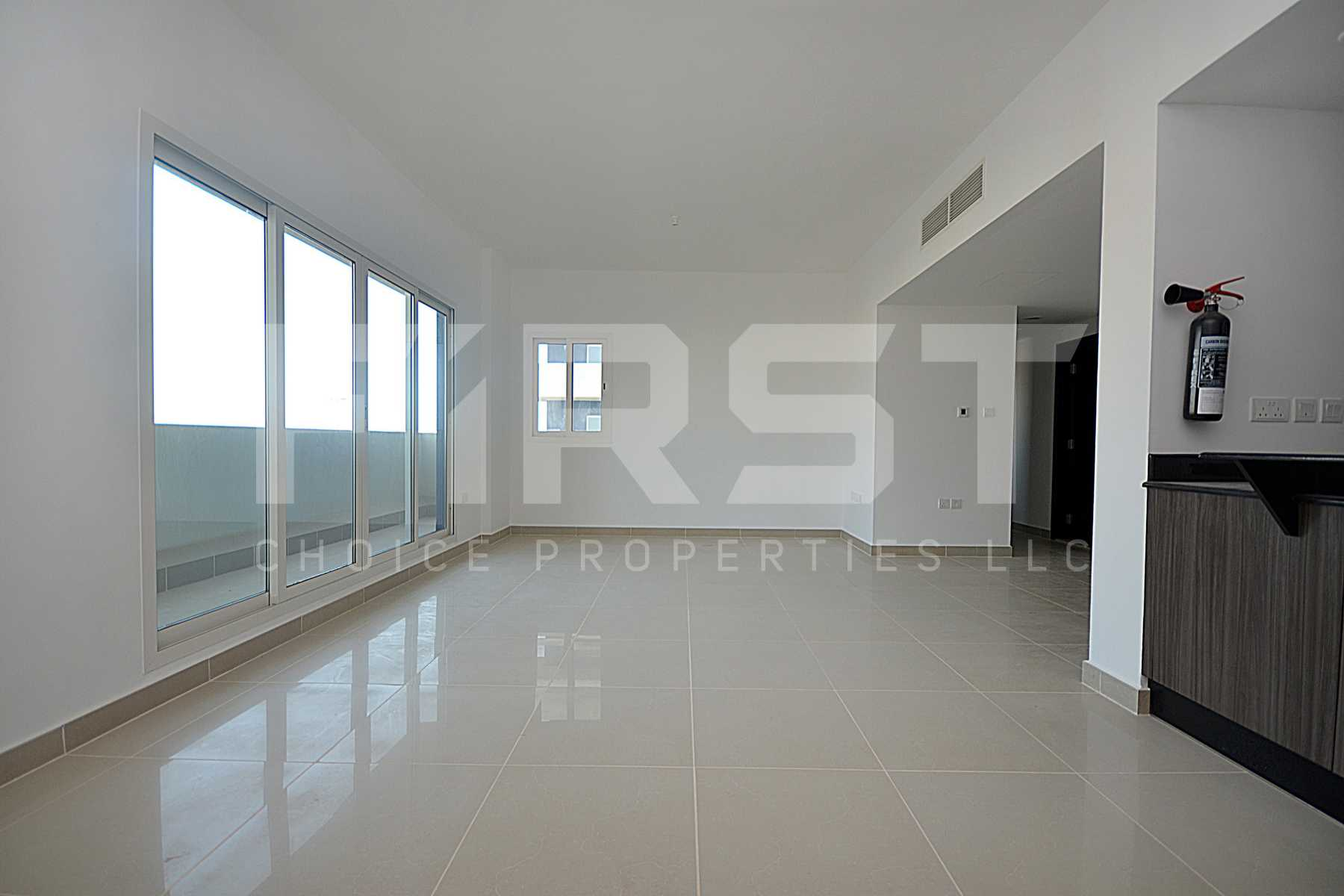 4. Internal Photo of 3 Bedroom Apartment Type D Open Kitchen in Al Reef Downtown Al Reef Abu Dhabi UAE 145sq.m 1560 sq.ft (2).jpg