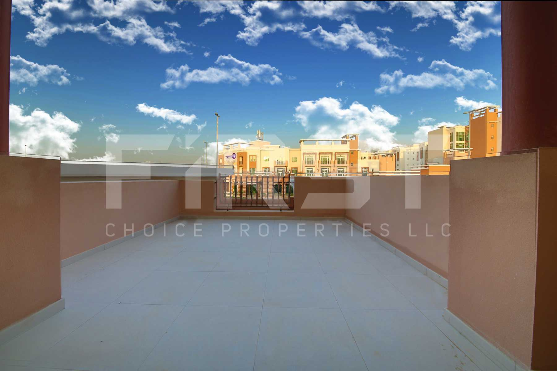 Internal Photo of 1 Bedroom Terraced Apartment in Al Waha Al Ghadeer Abu Dhabi UAE (17).jpg