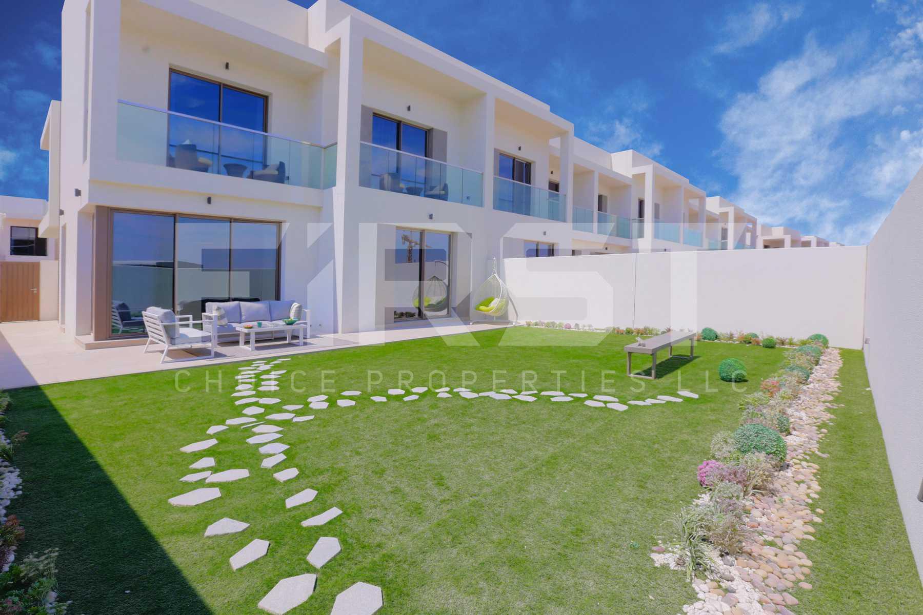 External Photo of 3 Bedroom Townhouse Type 3EA in Yas Acres Yas Island Abu Dhabi UAE (1).jpg