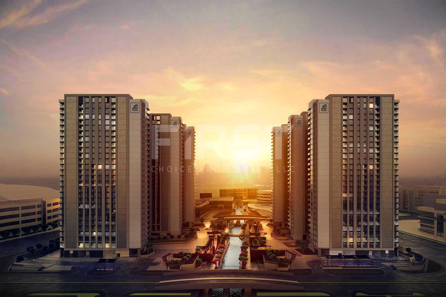 Studio,1 Bedroom, 2 Bedroom, 3 Bedroom,Apartment in The Bridges,Shams Abu Dhabi,Al Reem Island- Abu Dhabi-UAE (12).jpg