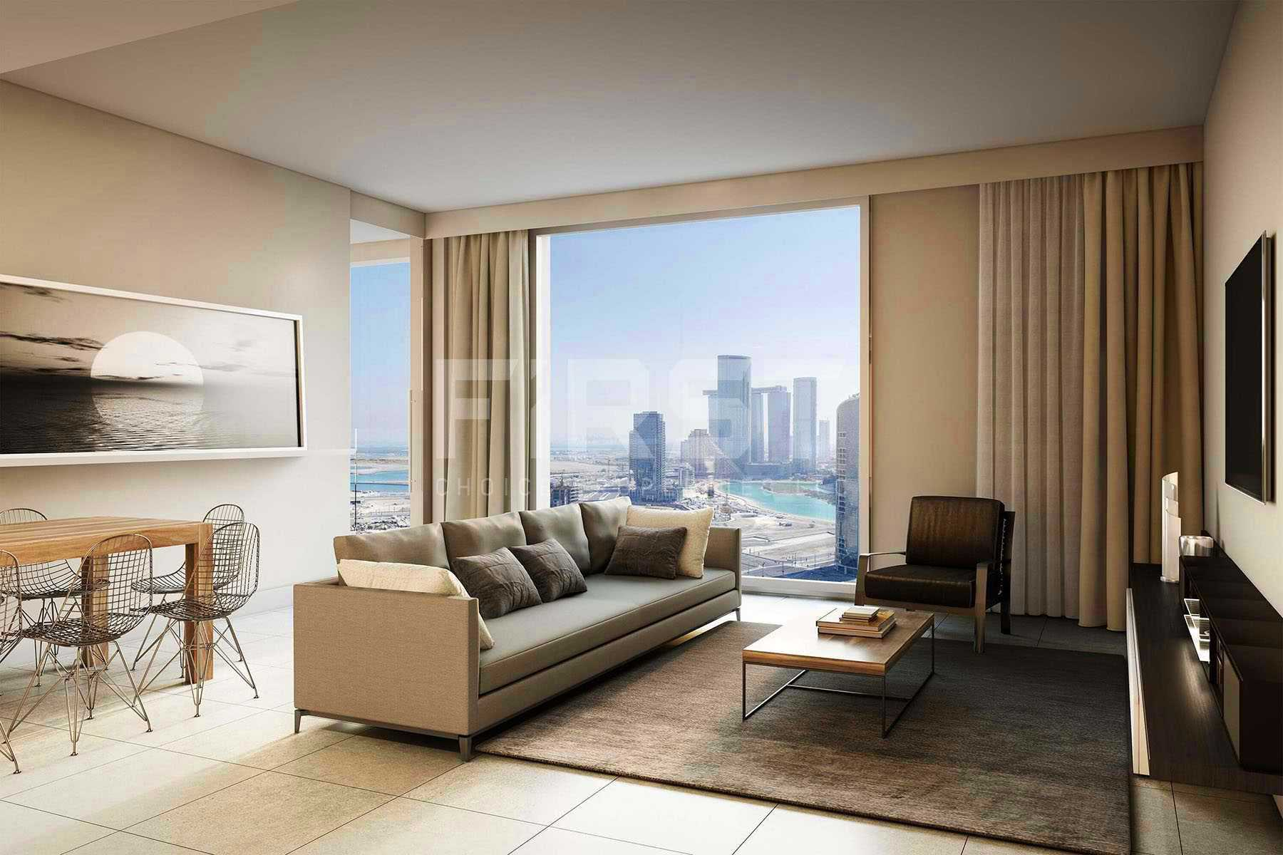 Studio,1 Bedroom, 2 Bedroom, 3 Bedroom,Apartment in The Bridges,Shams Abu Dhabi,Al Reem Island- Abu Dhabi-UAE (3).jpg