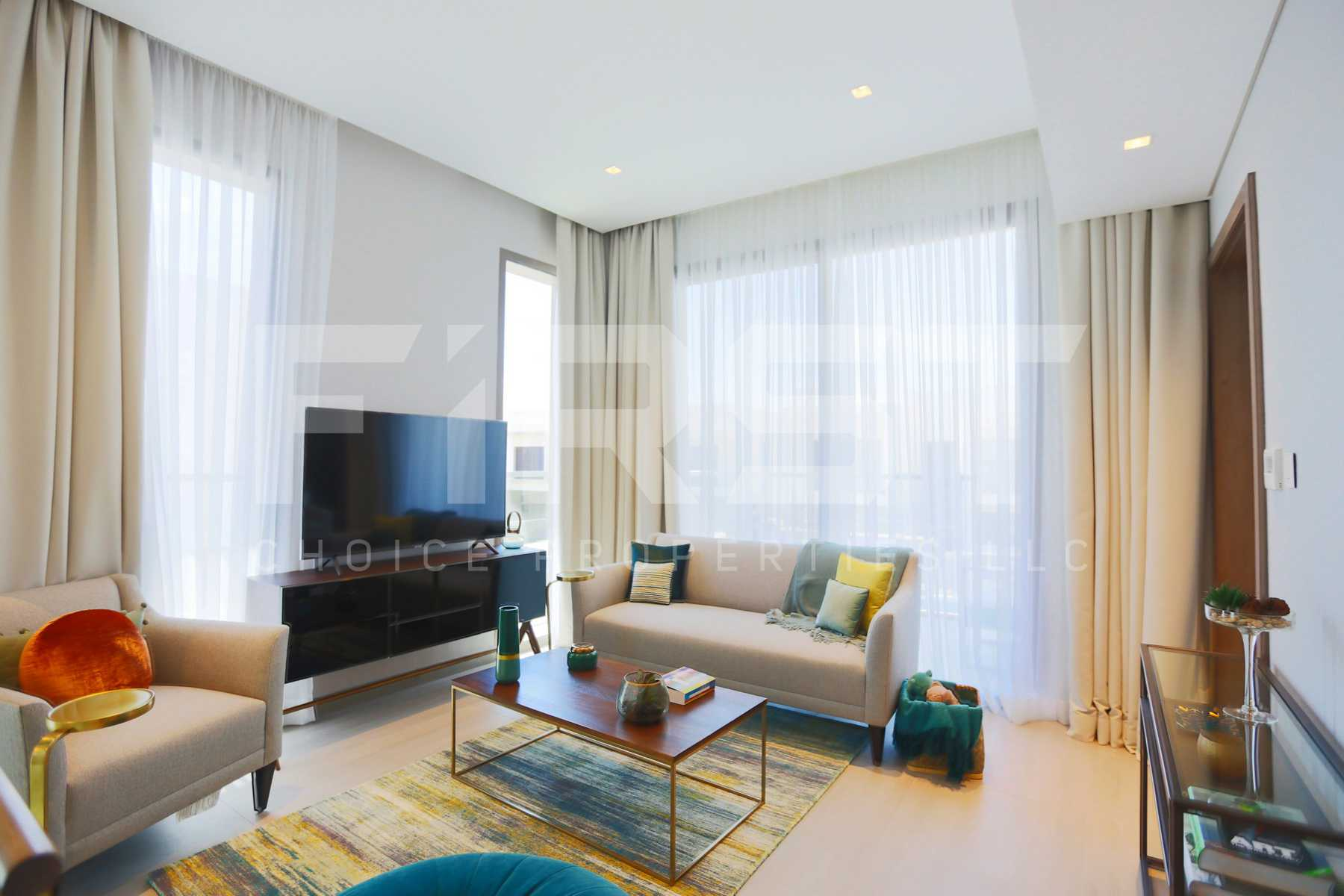 Internal Photo of 3 Bedroom Townhouse Type 3EA in Yas Acres Yas Island Abu Dhabi UAE (11).jpg