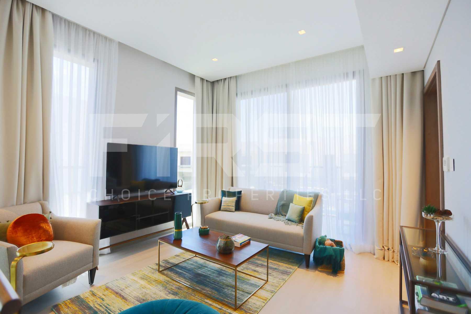Internal Photo of 3 Bedroom Townhouse Type 3EA in Yas Acres Yas Island Abu Dhabi UAE (11).jpg
