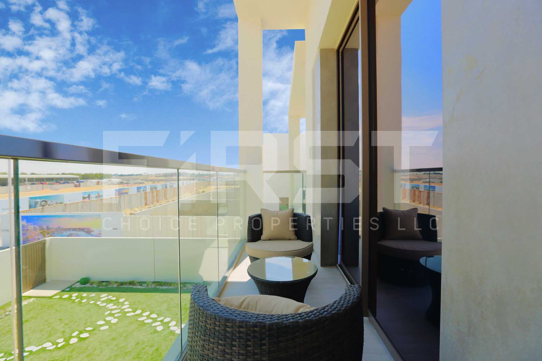 Internal Photo of 3 Bedroom Townhouse Type 3EA in Yas Acres Yas Island Abu Dhabi UAE (16).jpg