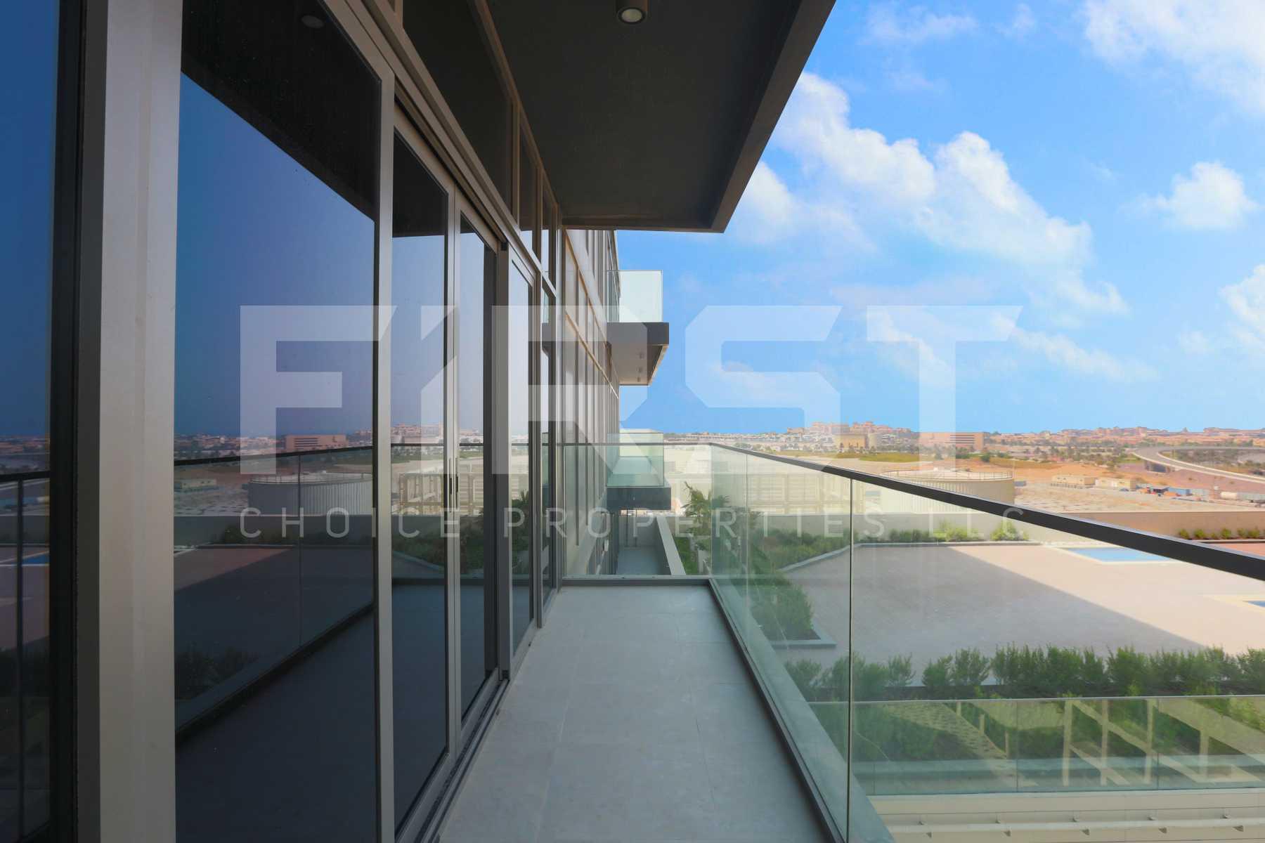 Internal of Studio Apartment in Park View Saadiyat Island Abu Dhabi UAE (4).jpg