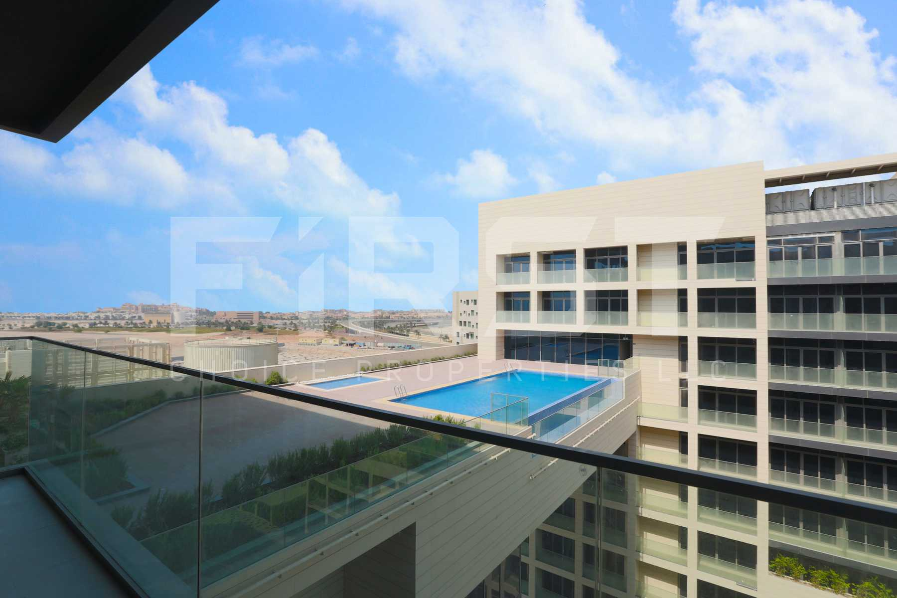Internal of Studio Apartment in Park View Saadiyat Island Abu Dhabi UAE (9).jpg