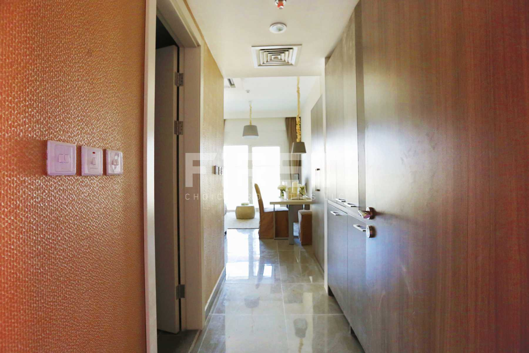 Internal Photo of Studio Apartment in Leonardo Residences Masdar City Abu Dhabi UAE (10).jpg