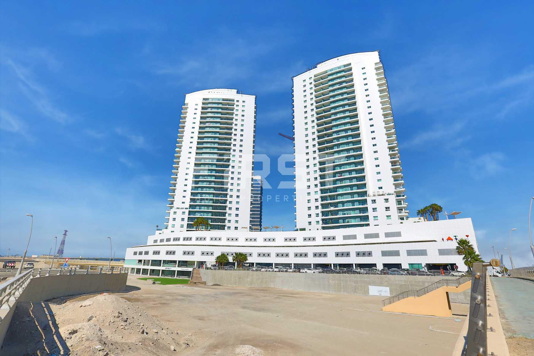 External Photo of Amaya Towers Shams Abu Dhabi Al Reem Island Abu Dhabi UAE (17).jpg