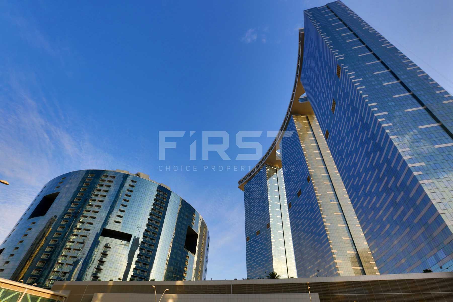 External Photo of The Gate Tower Al Reem Island Abu Dhabi UAE (14).jpg