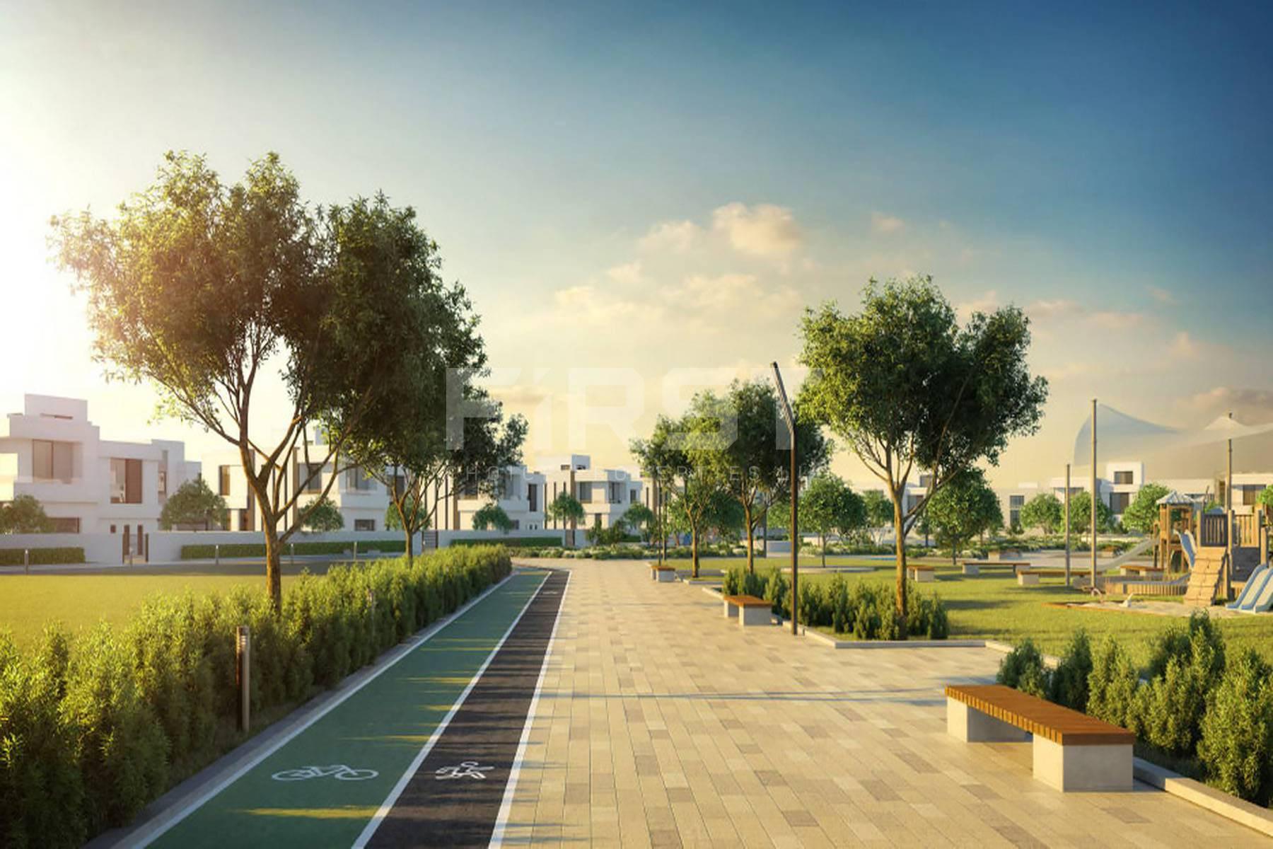 Land for sale in Alreeman, Al Shamkha, Abu Dhabi - UAE (4).jpg