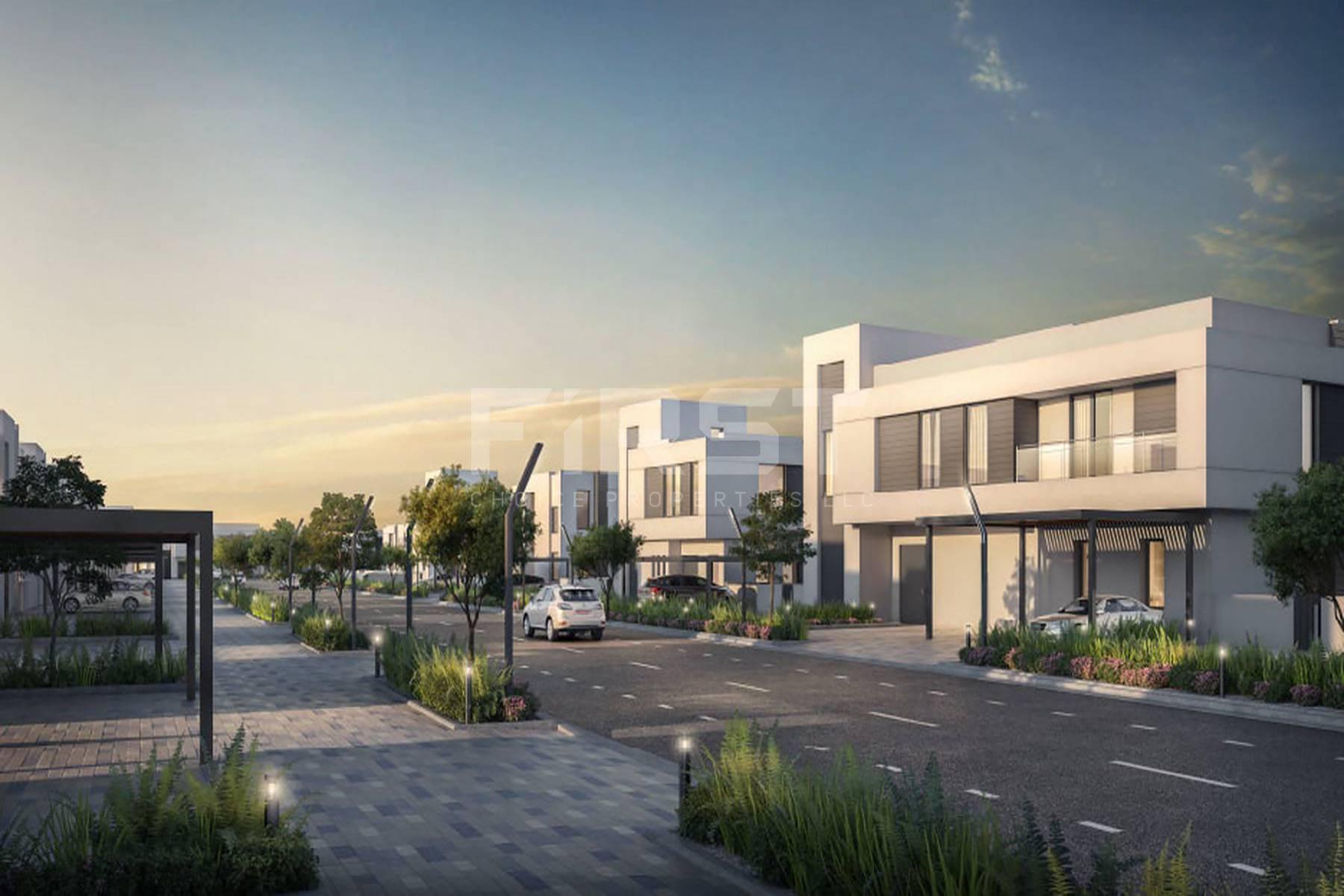 Land for sale in Alreeman, Al Shamkha, Abu Dhabi - UAE (6).jpg