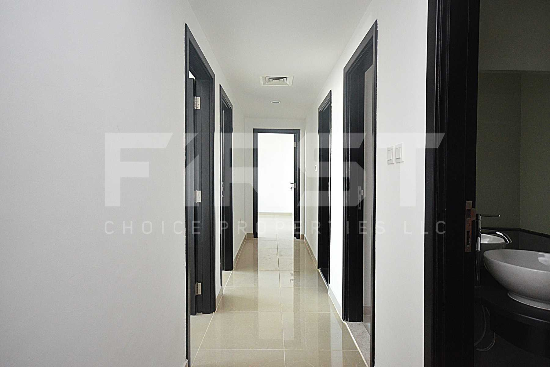 Internal Photo of 3 Bedroom Apartment Closed Kitchen in Al Reef Downtown Al Reef Abu Dhabi UAE (7).jpg