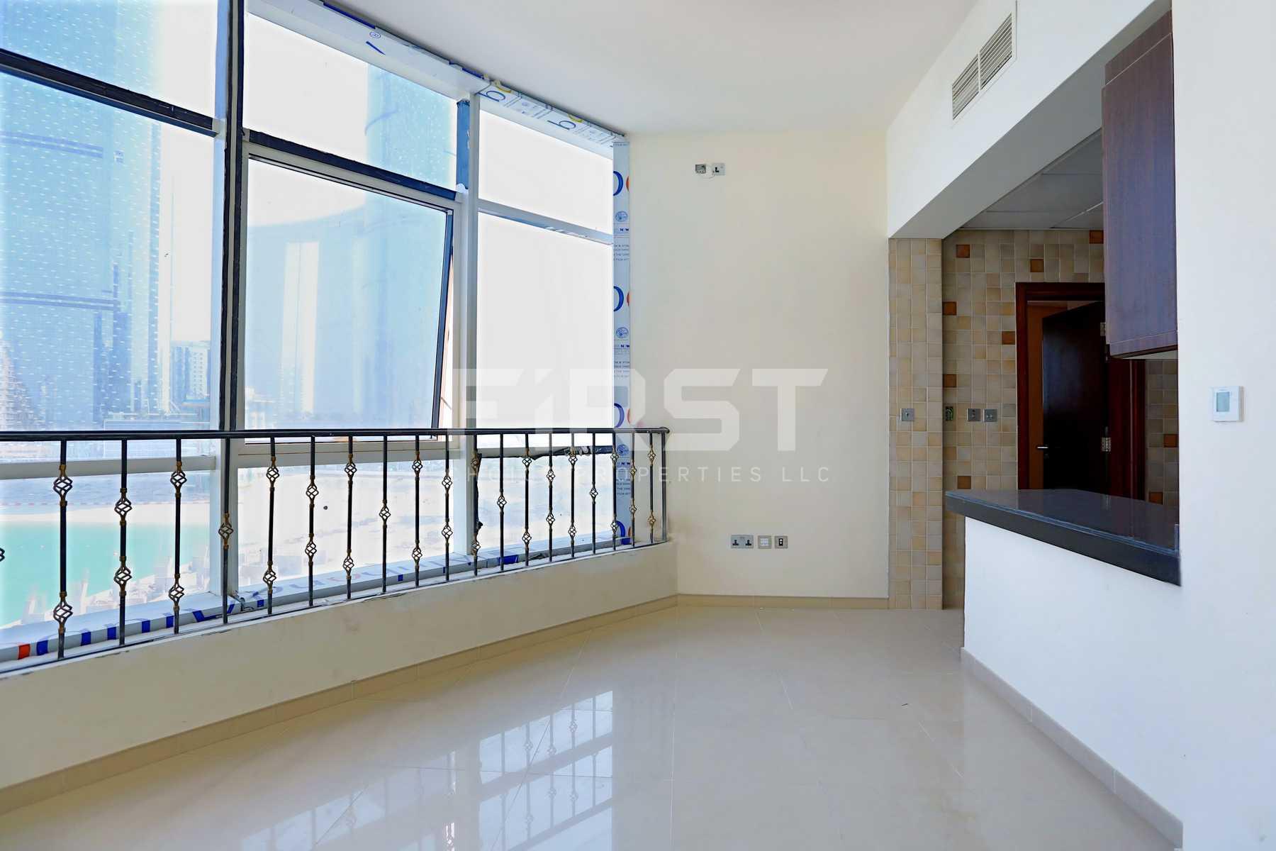 Internal Photo of Studio Apartment in Hydra Avenue City of Lights Al Reem Island Abu Dhabi UAE  (2).jpg