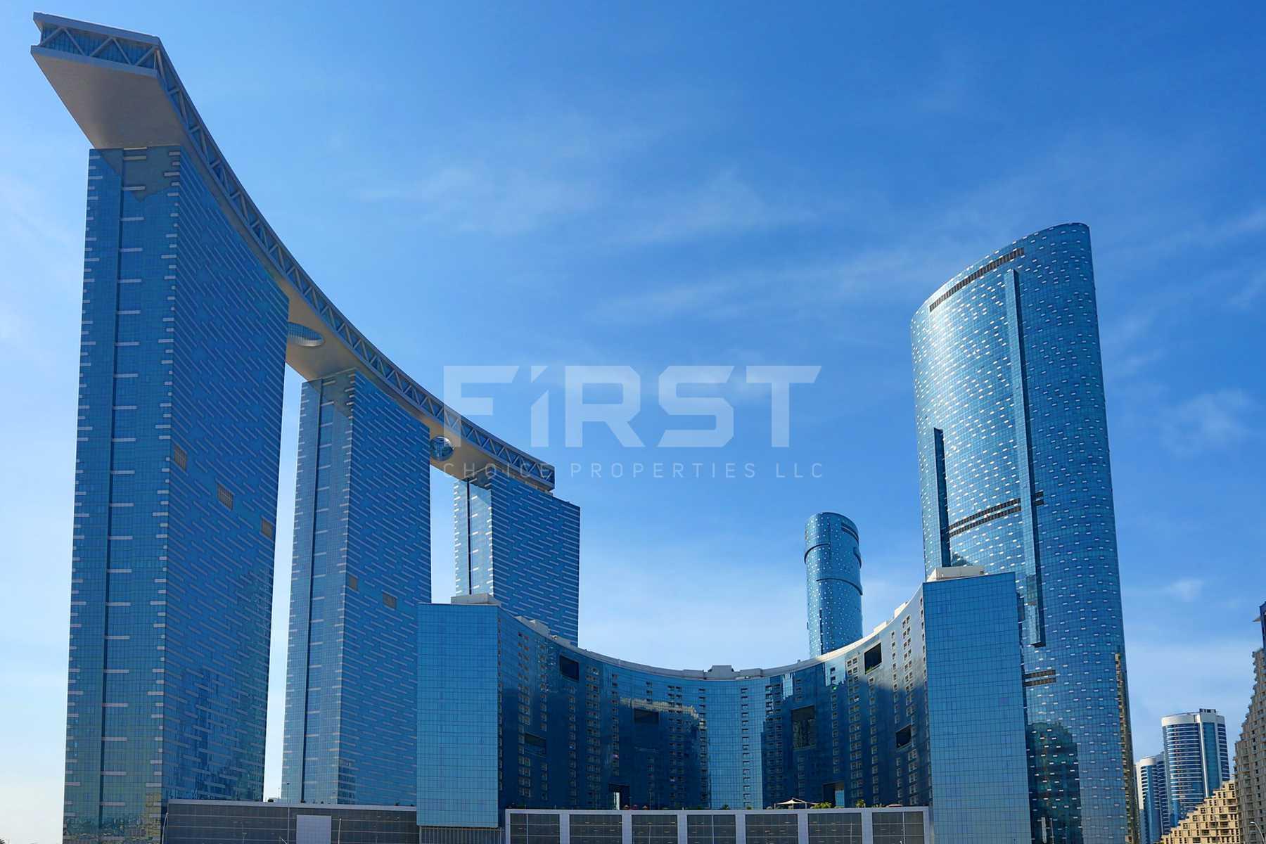 External Photo of The Gate Tower Al Reem Island Abu Dhabi UAE (12).jpg