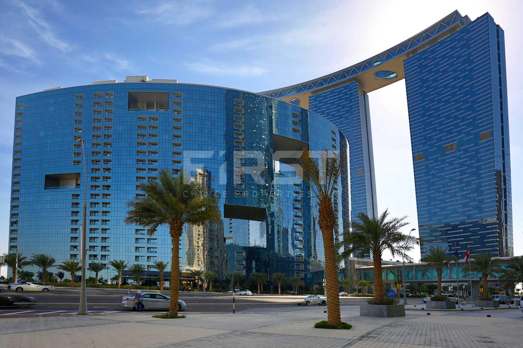 External Photo of The Gate Tower Al Reem Island Abu Dhabi UAE (18).jpg