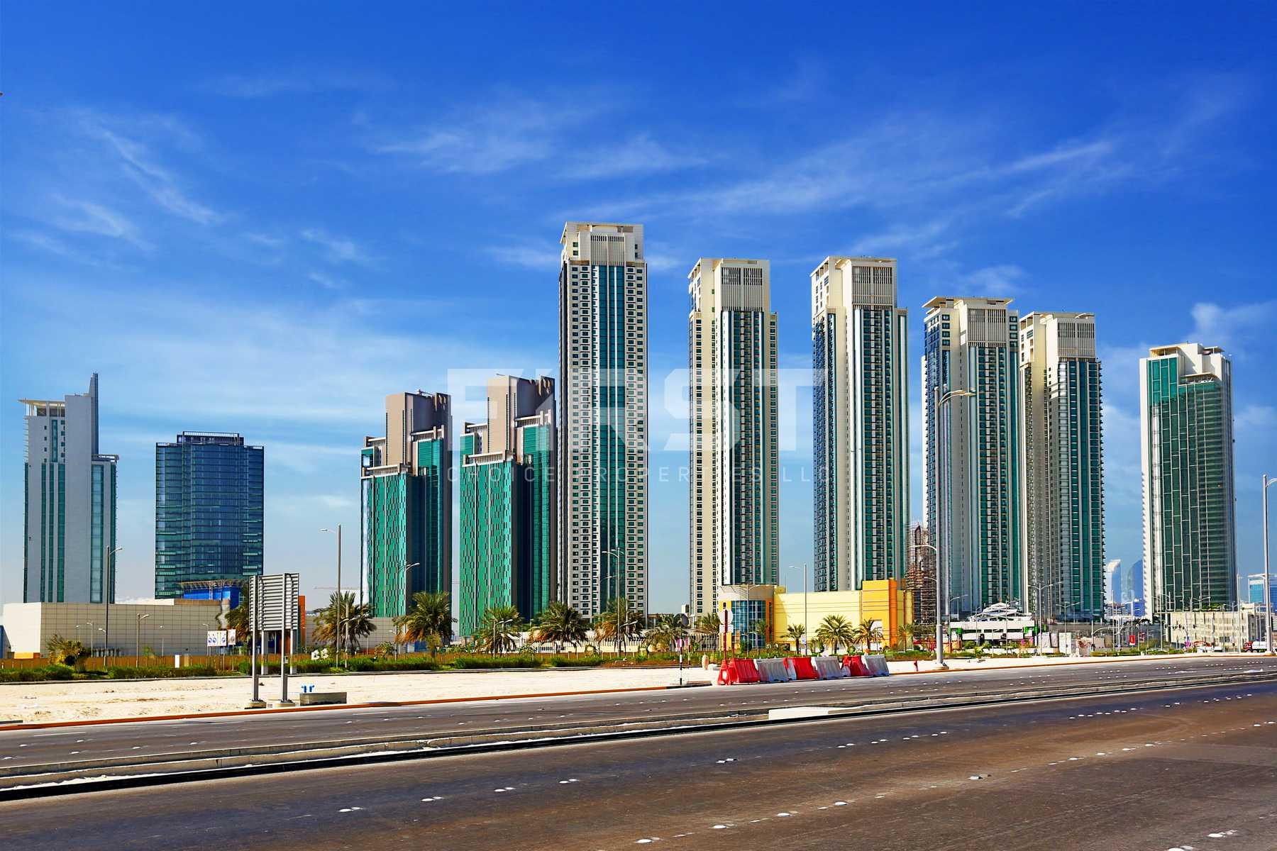 External Photo of Marina Square Al Reem Island Abu Dhabi UAE (70).jpg