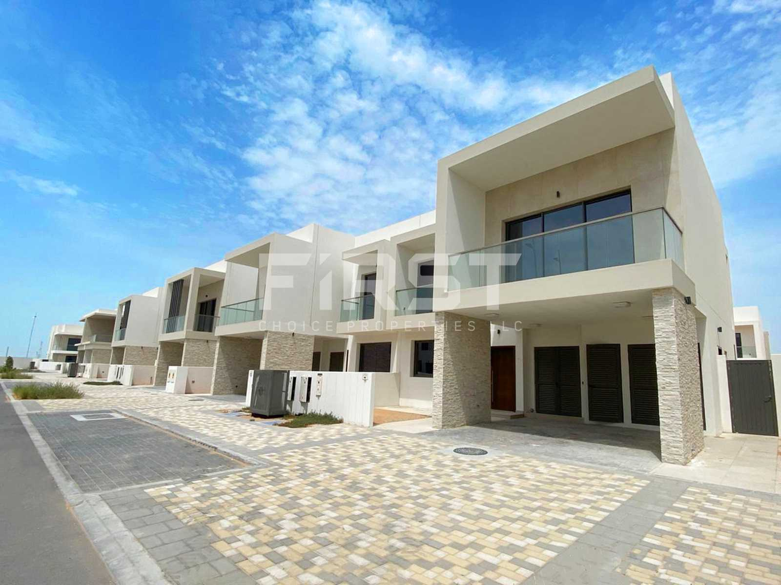 External Photo of 3 Bedroom Duplex Type Y in Yas Acres Yas Island Abu Dhabi UAE (2).jpg