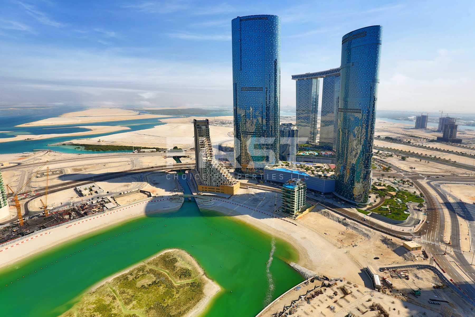 External Photo of The Gate Tower Al Reem Island Abu Dhabi UAE (31).jpg