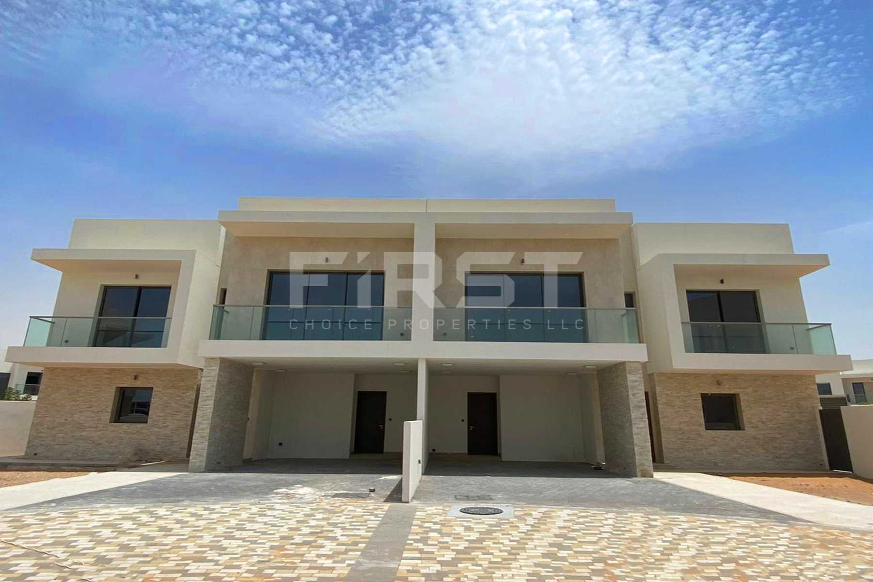 External Photo of 4 Bedroom Duplex Type 4Y in Yas Acres Yas Island Abu Dhabi UAE (1).jpg