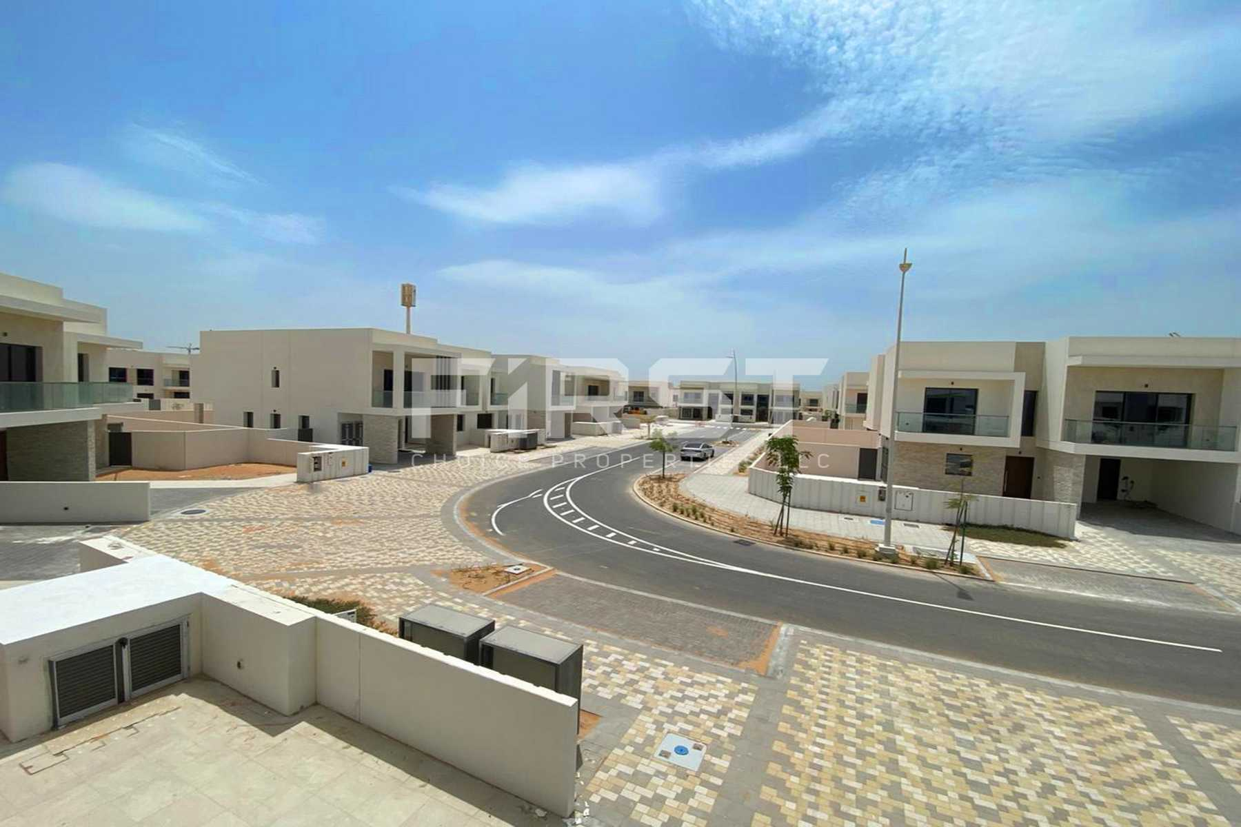 External Photo of 4 Bedroom Duplex Type 4Y in Yas Acres Yas Island Abu Dhabi UAE (10).jpg