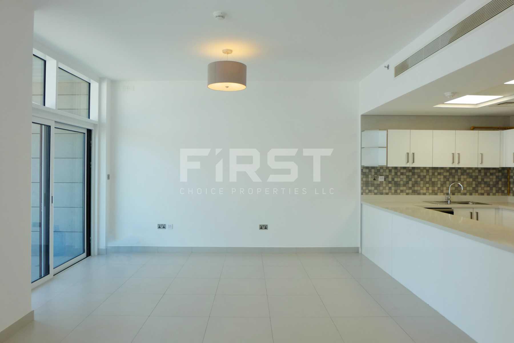 Internal Photo of  2 Bedroom Apartment in Parkside Residence Shams Abu Dhabi UAE (4).jpg