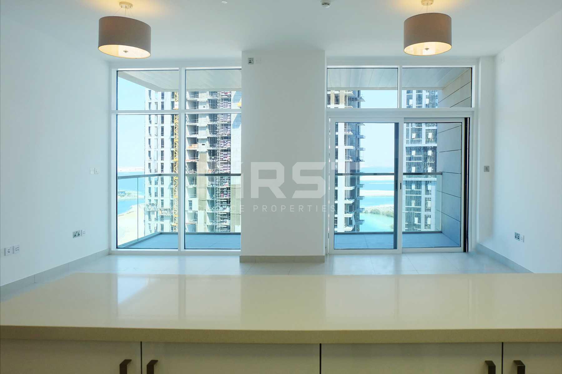 Internal Photo of  2 Bedroom Apartment in Parkside Residence Shams Abu Dhabi UAE (10).jpg