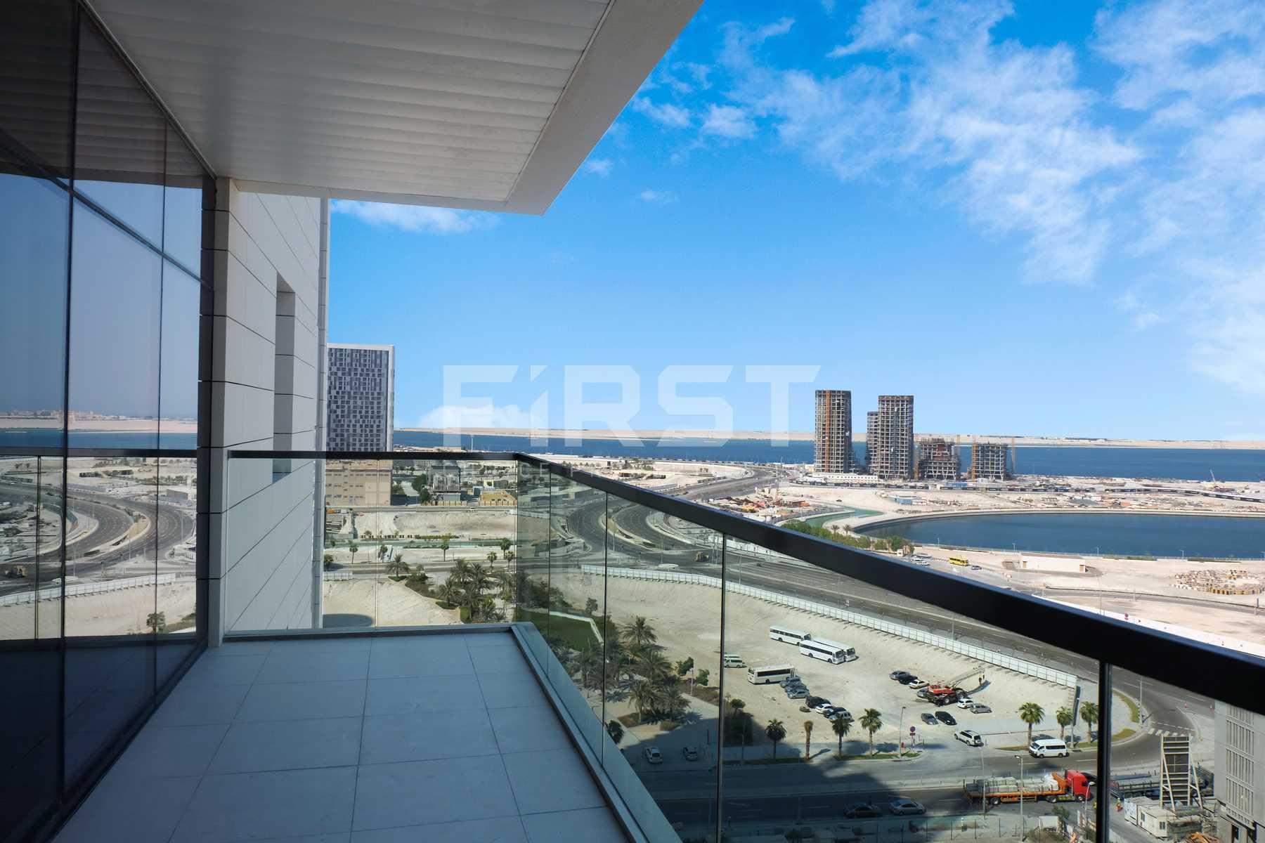 Internal Photo of  2 Bedroom Apartment in Parkside Residence Shams Abu Dhabi UAE (23).jpg
