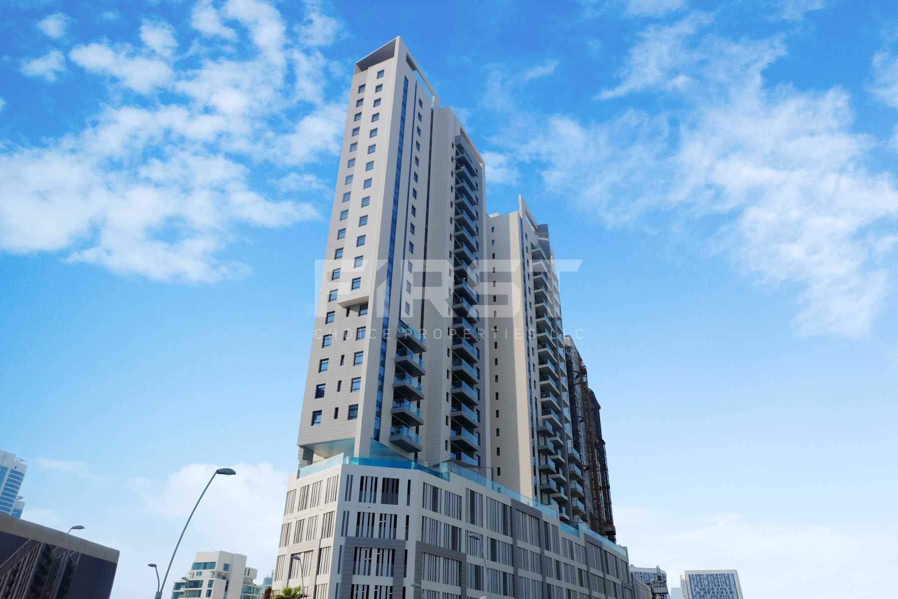 External Photo of Parkside Residence Shams Abu Dhabi UAE (10).jpg