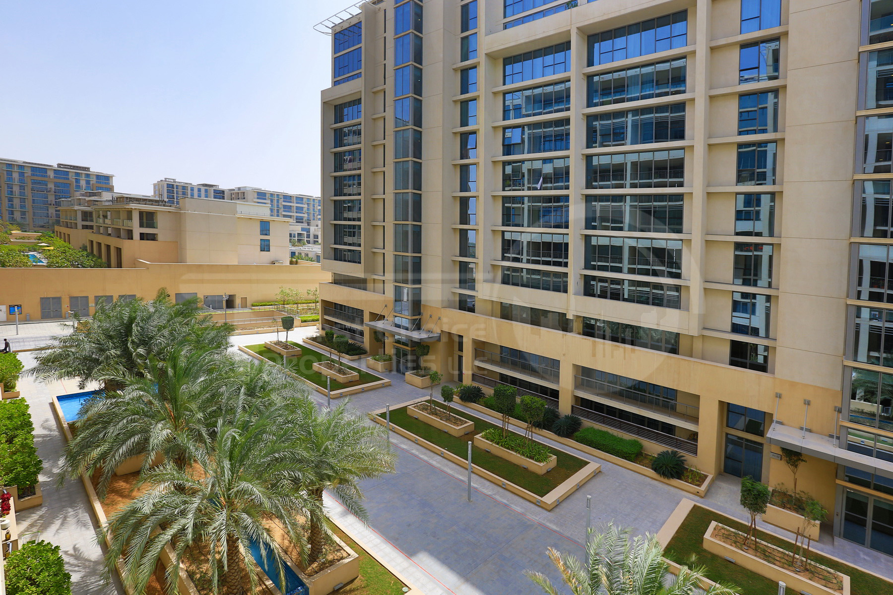 Studio - 1BR - 2BR - 3BR - 4BR Apartment - Abu Dhabi - UAE -Al Raha Beach - Al Zeina - Outside View (5).JPG