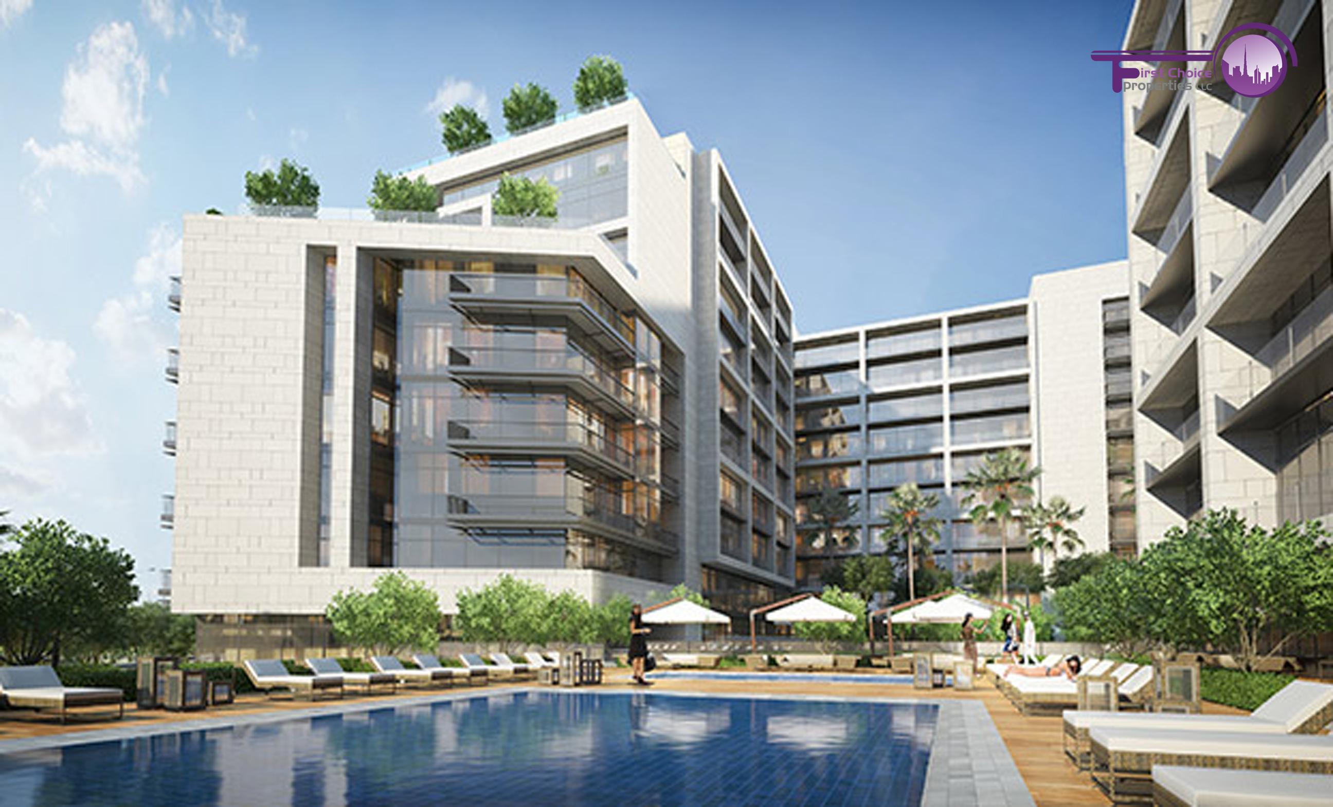 Studio - 1BR - 2BR - 3BR - 4BR Apartment  - Abu Dhabi - UAE - Saadiyat Island - Soho Square Residences (3).jpg