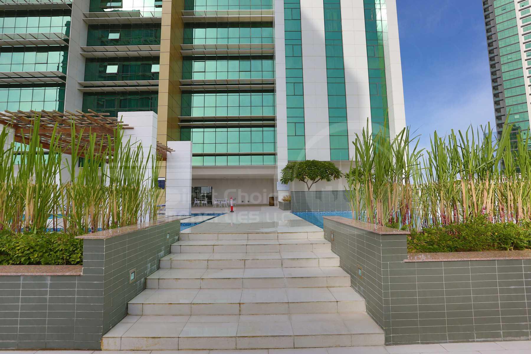 Studio - 1BR - 2BR - 3BR - 4BR Apartment - Abu Dhabi - UAE - Al Reem Island - Tala Tower - Outside View (17).jpg