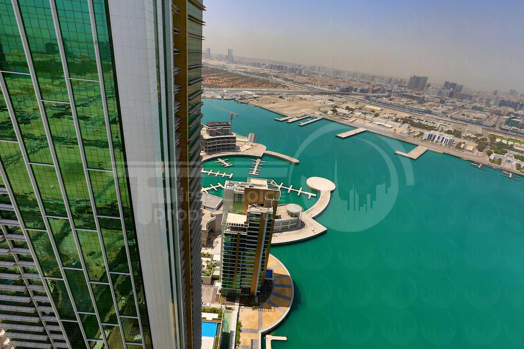 1 Bedroom Apartment - Abu Dhabi - UAE - Ocean Terrace - Al Reem Island (32).jpg