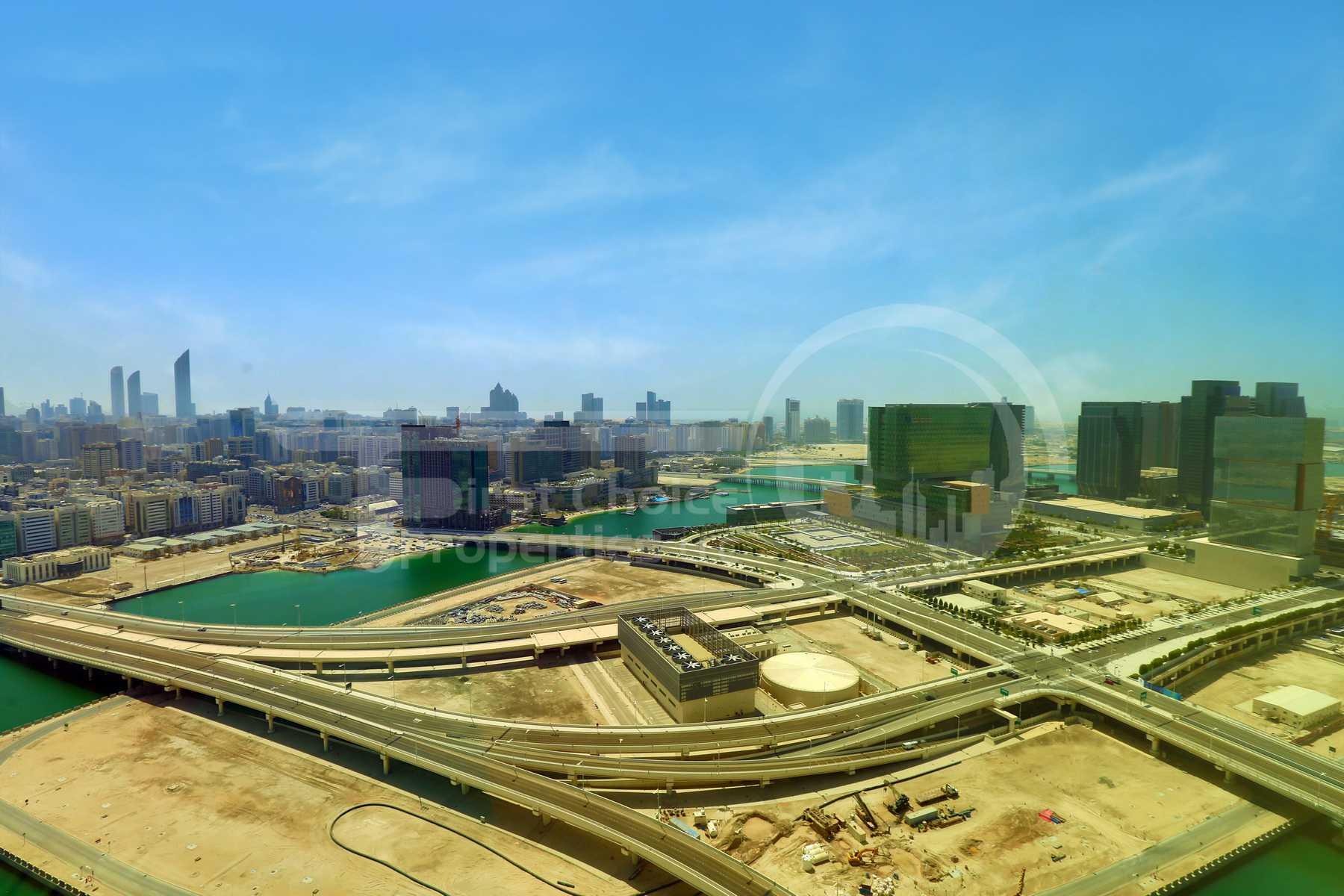2 Bedroom Apartment - Abu Dhabi - UAE - Ocean Terrace - Al Reem Island (32).jpg