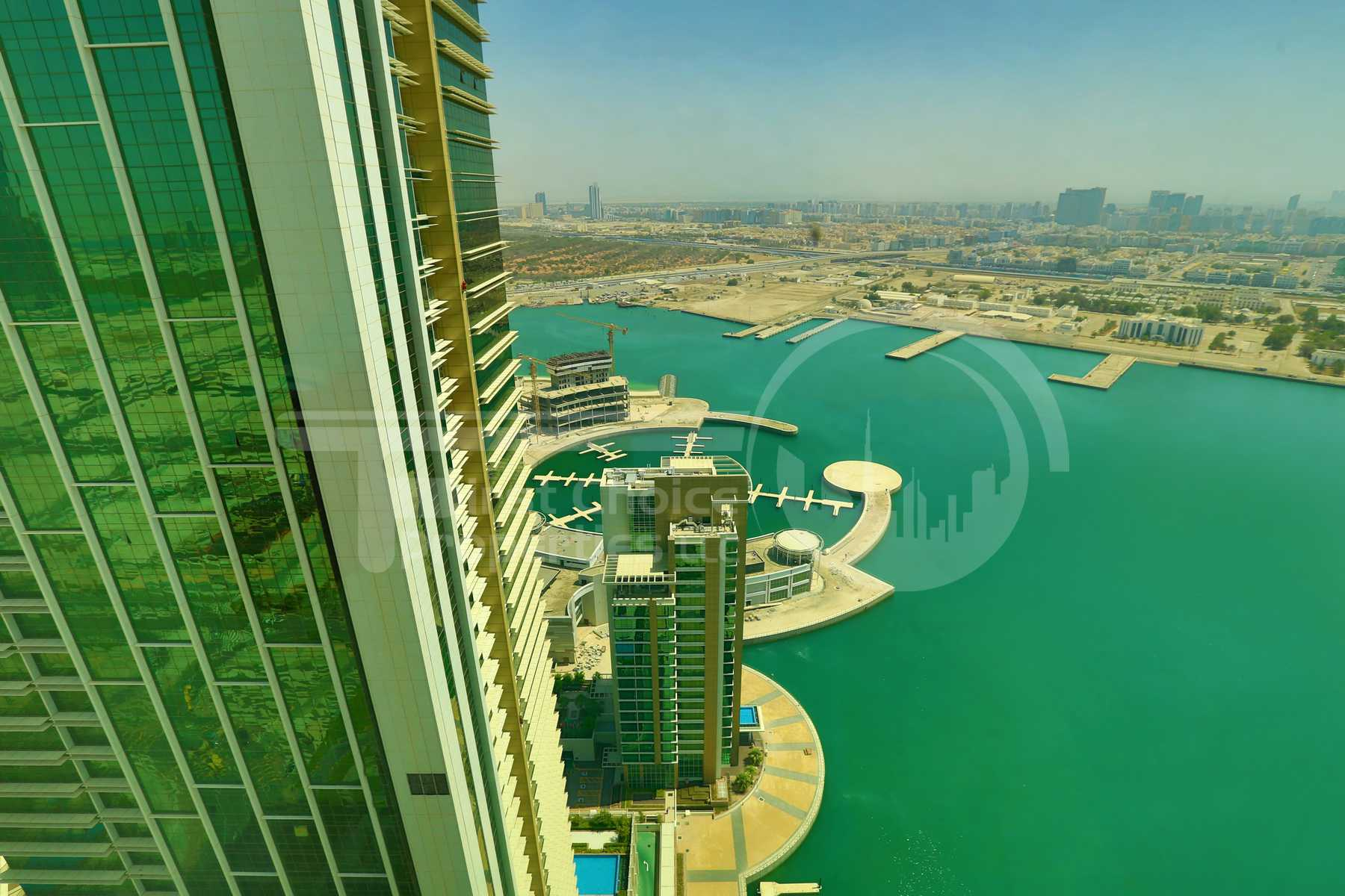 2 Bedroom Apartment - Abu Dhabi - UAE - Ocean Terrace - Al Reem Island (35).jpg