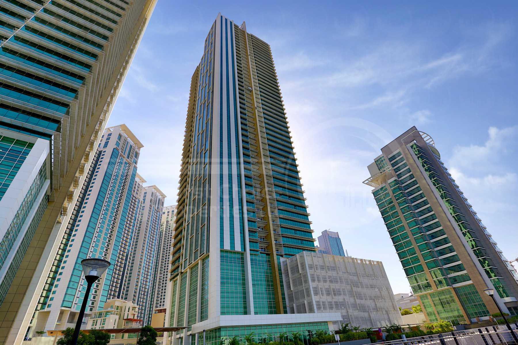 Studio - 1BR - 2BR - 3BR - 4BR Apartment - Abu Dhabi - UAE - Al Reem Island - Marina Square - Outside View (36).jpg